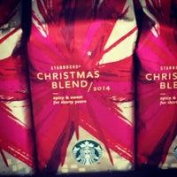 Photo taken at Starbucks by Stephen B. on 11/11/2014