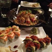 Photo taken at Takara Sushi by Stephen B. on 1/14/2013