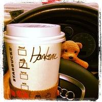 Photo taken at Starbucks by Stephen B. on 9/10/2013
