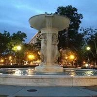 Photo taken at Dupont Circle by Stephen B. on 5/25/2013