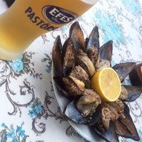 8/3/2017 tarihinde Çağla Ö.ziyaretçi tarafından Athena Balık Restaurant'de çekilen fotoğraf
