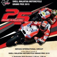 Photo taken at Media Centre | Sepang International Circuit by Awien S. on 9/1/2015