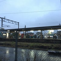 Photo taken at Takajo Station by Xmaru S. on 6/4/2016