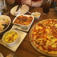 Photo taken at Koh Lanta Pizza by Millet K. on 5/26/2016