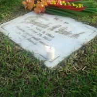 Photo taken at Pristine Memorial Gardens by Chealsea Kenna P. on 12/1/2015