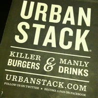 Photo taken at Urban Stack by Jason S. on 1/10/2014