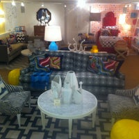 Photo taken at Jonathan Adler by Amy T. on 2/19/2013