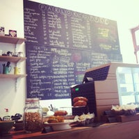 Photo prise au Parlor Coffee Roasters par Natacha G. le1/12/2013