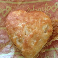 Photo taken at Bojangles' Famous Chicken 'n Biscuits by Olivia M. on 2/14/2013