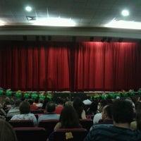 Photo taken at Teatro Dom Bosco by Araquem M. on 5/11/2013