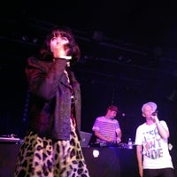 Photo taken at Oxford Art Factory by Megan B. on 11/28/2012