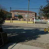 Photo taken at Karşıyaka ilköğretim okulu by Ali D. on 11/13/2015