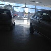 Photo taken at Pontanegra Fiat by Eider C. on 10/1/2012