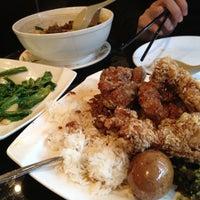 Photo taken at Taiwan Cafe by Linda Y. on 9/30/2012