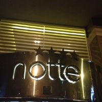 Photo taken at Notte Hotel by Cansu Y. on 10/18/2012
