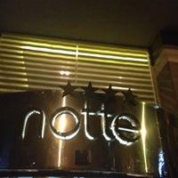 10/18/2012 tarihinde Cansu Y.ziyaretçi tarafından Notte Hotel'de çekilen fotoğraf