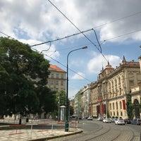 Photo taken at Hlavní nádraží (tram) by Rachel C. on 6/21/2017