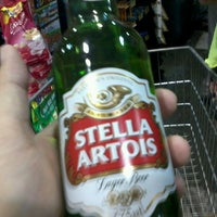 Photo taken at Supermercados Pague Menos by Sandra V. on 3/31/2013