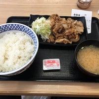 Photo taken at Yoshinoya by TEK_NO3 on 9/4/2016