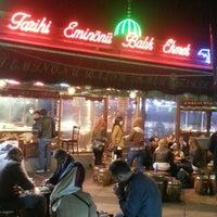 4/21/2013 tarihinde Anıl A.ziyaretçi tarafından Tarihi Eminönü Balık Ekmek'de çekilen fotoğraf