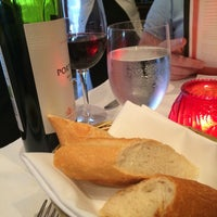 Photo taken at Pistache French Bistro by Kathleen R. on 9/12/2015
