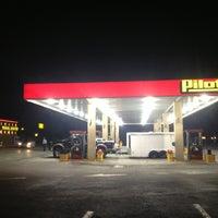 Photo taken at Pilot Travel Center by Mikie C. on 4/27/2013