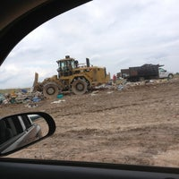 Photo taken at Eastern Sanitary Landfill Solid Waste Management Facility by Devon M. on 7/27/2013