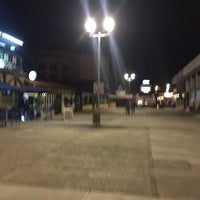 Photo taken at Plaza del Valle by César L. on 10/29/2016
