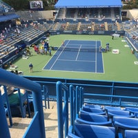 Photo taken at Citi Open Tennis Tournament by Angela on 7/29/2014