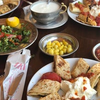 Photo taken at Delmar Cafe & Restaurant by Şerifee P. on 8/22/2018