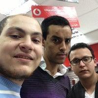 Photo taken at Vodafone by ebrahim 3. on 2/20/2013