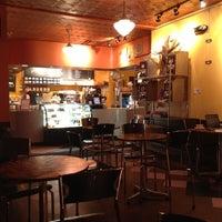 Photo taken at Tierra Cafe by Kayla D. on 11/6/2012