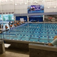 Photo taken at Greensboro Aquatic Center by Dave P. on 6/17/2017