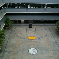 Photo taken at University of Cebu - Banilad Campus by Francis L. on 9/18/2012