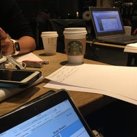Photo taken at Starbucks by Abdullah B. on 3/2/2016