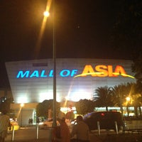 Photo taken at SM Mall of Asia by Jake C. on 9/6/2013