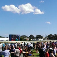 Photo taken at Caulfield Racecourse by Yannick P. on 10/12/2013