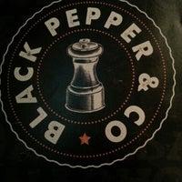 Photo taken at Black Pepper & Co. by Thiago D. on 1/11/2013