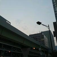 Photo taken at 御幸通交差点 by Shunsuke H. on 8/15/2016