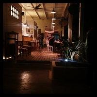 Photo taken at Om Made Cafe by Kashish G. on 3/2/2014