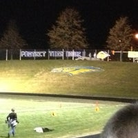 Photo taken at River Hill High School by Bradley C. on 11/24/2012