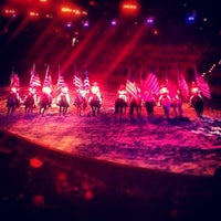Photo taken at Dixie Stampede by Bradley C. on 3/29/2013