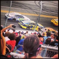 Photo taken at Daytona International Speedway by Bradley C. on 2/25/2013