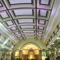 Photo taken at ust central seminary by joei christine m. on 9/29/2015