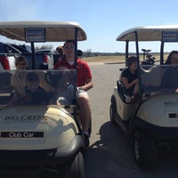 Photo taken at Big Creek Golf And Country Club by Jess A. on 4/6/2013