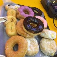 Photo taken at Mister Donut by Mol M. on 1/20/2017