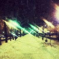 Photo taken at Остановка «Сакко и Ванцетти» by Руслан М. on 11/16/2012