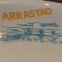 Photo taken at Restaurante Arrastão by Domingos Sávio B. on 6/6/2015