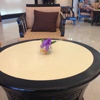 Photo taken at Amora Tapae Hotel Chiangmai by n:p on 6/21/2016