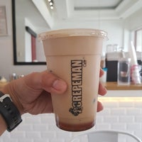 Photo taken at Crepeman Café by Kristel M. on 2/10/2018
